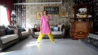 Suit-Guru Randhawa | Dance Choreography & Tutorial | Nidhi Kumar