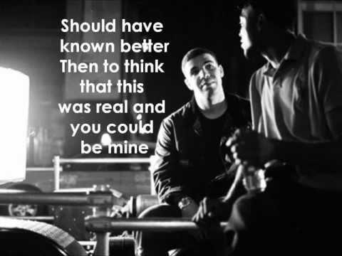 Something-Drake with lyrics