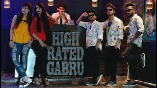 High Rated Gabru Dance Video | Choreography Vivek Sir | Waver's Crew |