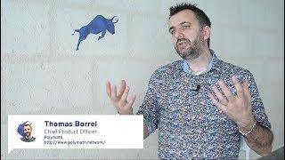 Thomas Borrel, CPO at Polymath: Building the Bridge Between Traditional Finance and the Blockchain