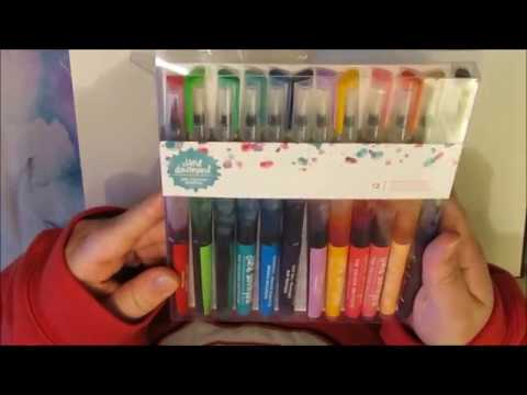 Product Review of Jane Davenport's Mermaid Markers