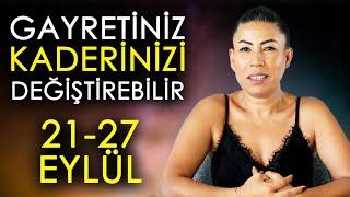 Nurcan Vecigün ile 21 - 27 Eylül Haftalık Burç Yorumu