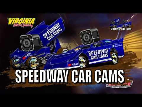 #64 Billy Workman Jr. - Open Wheel - 9-16-17 Virginia Motor Speedway - In Car Camera