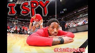 NBA Demar DeRozan 2017 - I Spy Mix ᴴᴰ