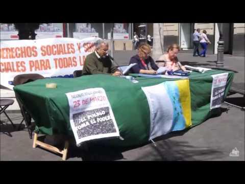 1er. Parlamento Alternativo Popular de Canarias