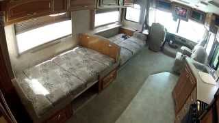 Sleep Setup 07 Fleetwood Fiesta Lx Premium Bunk Bed Rv