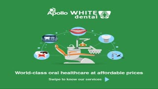 One Stop Solution For All Your DentalCare Problems | Apollo White Dental