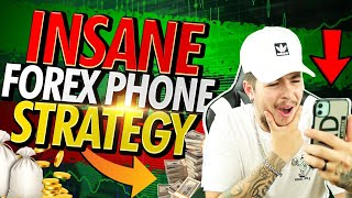 INSANE Forex Mobile Trading STRATEGY!! | Perfect MT4 Entries!