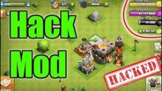Thank you for 40 subscribe(How to hack clash of clans Android no root)