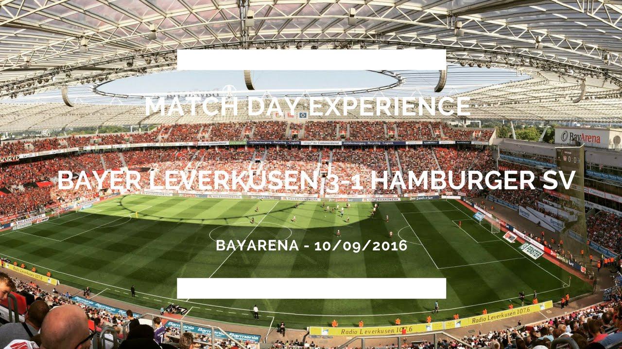 Bayer Leverkusen Vs Hamburg