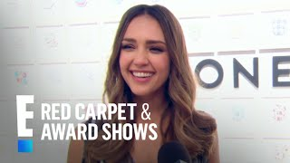 Jessica Alba Spills on New and Improved Honest Diapers   E! Red Carpet & Live Events
