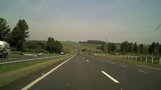 Ribeirão Preto to Araraquara (via SP-255)