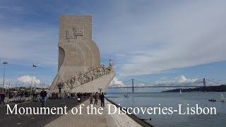 Portugal/Lisbon Belem Marina and Monument of the Discoveries Part 9