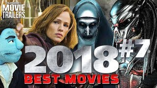 BEST UPCOMING 2018 MOVIES You Can't Miss Vol.7 - Trailer Compilation