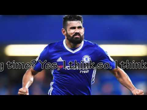 Diego Costa 'agrees' Chelsea contract extension to end China transfer talk