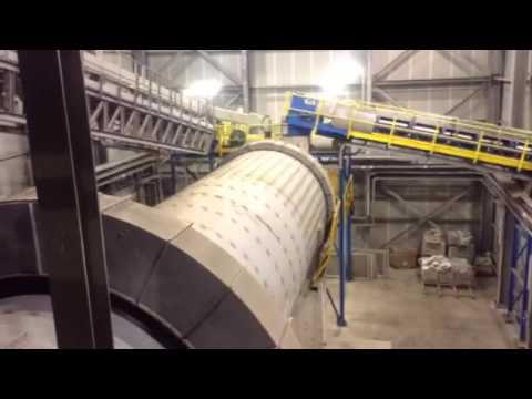 Cimento de Beira cement Plant (Mozambique)