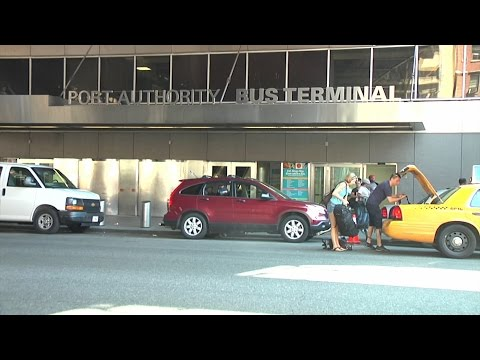 New Port Authority Bus Terminal Will Be in New York