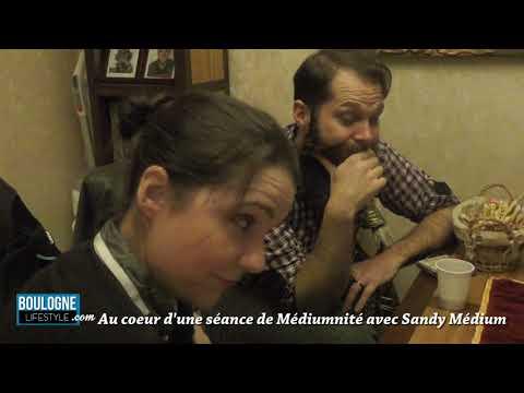 Une séance de médiumnité avec Sandy Medium