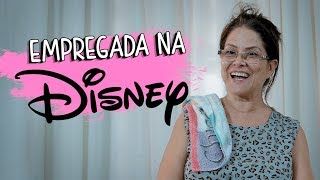 Empregada na Disney - DESCONFINADOS (Erros no Final)