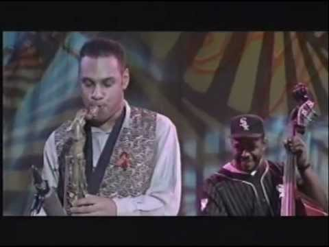 Joshua Redman / Live at Montreux (1993)