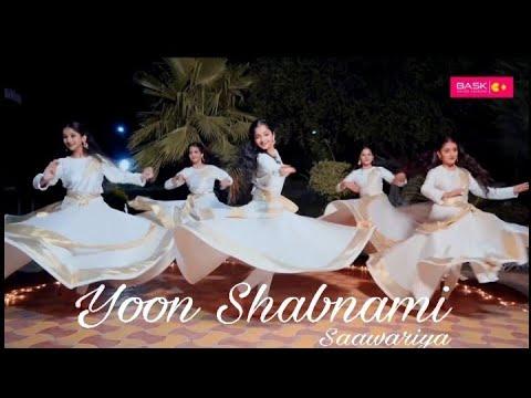 Yoon Shabnami (Dekho Chand Aaya) Saawariya | Ranbir Kapoor | Sonam Kapoor | Khyati Jajoo Dance