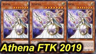 Gambar cover 【YGOPRO】ATHENA FTK DECK 2019
