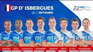 Composition de l'équipe FDJ pour le GP d'Isbergues
