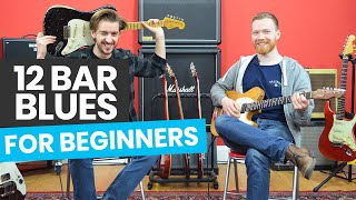 12 Bar Blues For Beginners - Another Guitar Show Episode 23
