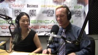 Dr Li & Kurt Wilhelm of Ageless Living on Voice America Discuss Diet Pills