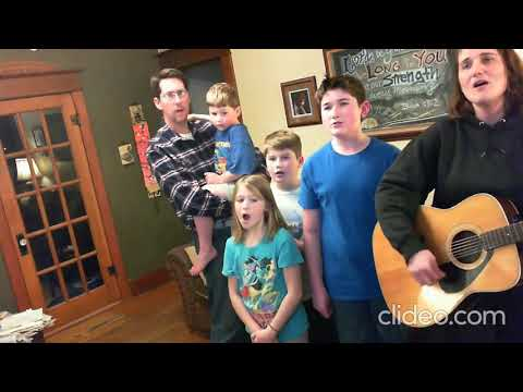 Waymaker, by The King Family Singers!