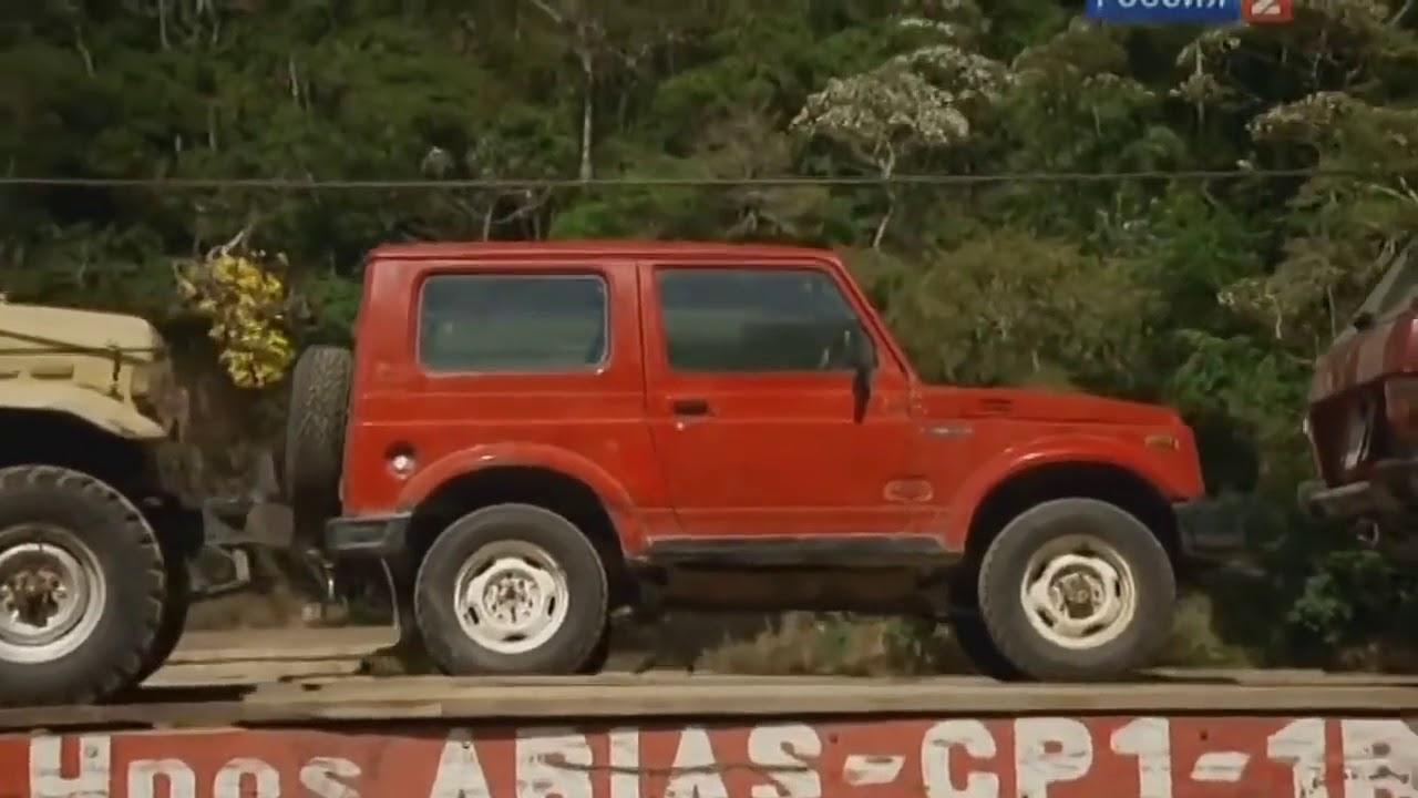 Top Gear Спецвыпуск в Боливии Часть 1 | лучшее путешествие топ гир