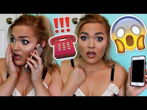 CREEPY PHONE CALL | (Paranormal?) Storytime