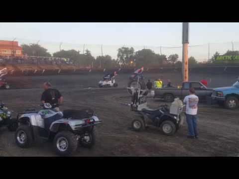 Tyler Shoemaker - Heat Race All Stars Macon Speedway 6/10/17