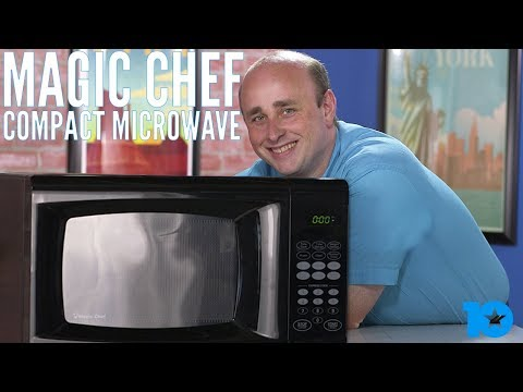 REVIEW: Magic Chef Compact Microwave