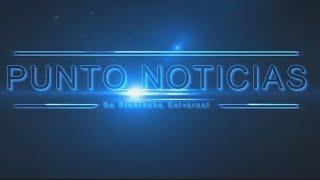 Punto Noticias 3era emisión 8/11/2019