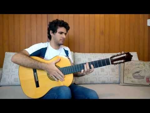 2001: A Space Odyssey Theme Music - Fingerstyle Guitar (Marcos Kaiser) #47