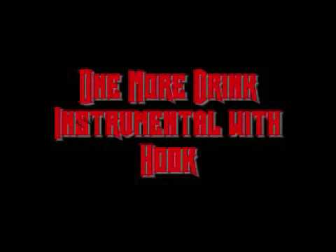 one more drink instrumental with Hook-Ludacris feat. T pain