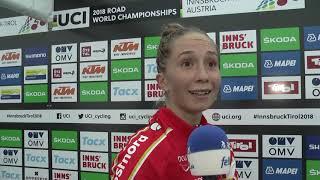 VM 2018: Cecilie Uttrup Ludwig om enkeltstarten