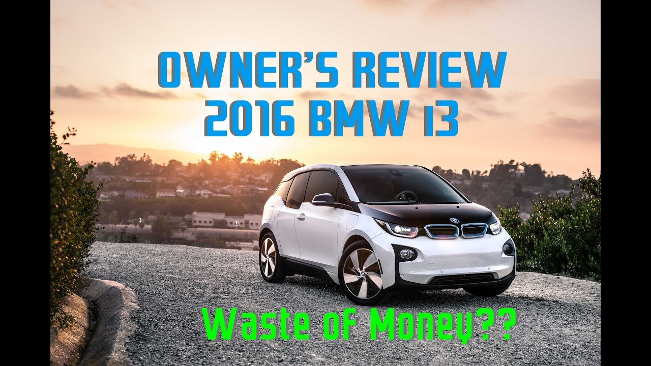 bmw i3 ownership