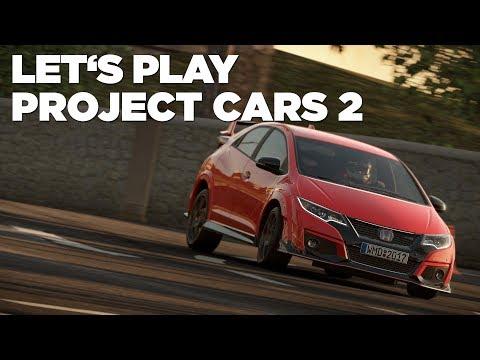 Hrej.cz Let's Play: Project CARS 2 [CZ]