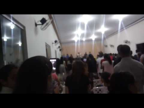 PASTOR CICERO NA ASSEMBLÉIA DE DEUS MINISTÉRIO MISSÃO  3