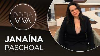 Roda Viva | Janaína Paschoal | 04/11/2019