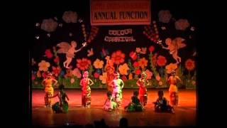 Little Angels Eco-School - Ganesh Vandana Dance