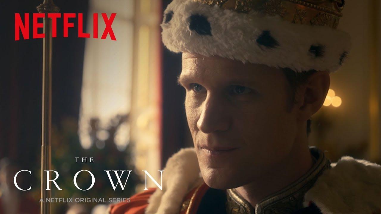 the crown season 2 trailer philip hd netflix youtube. Black Bedroom Furniture Sets. Home Design Ideas