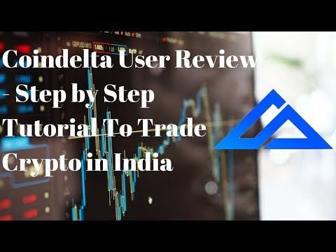 CoinDelta User Review - Step By Step Tutorial to Trade Crypto