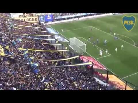 Boca Juniors vs tigre 01/11/2015 (GOAL)