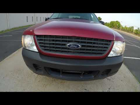 2003 Ford Explorer | Read Owner and Expert Reviews, Prices