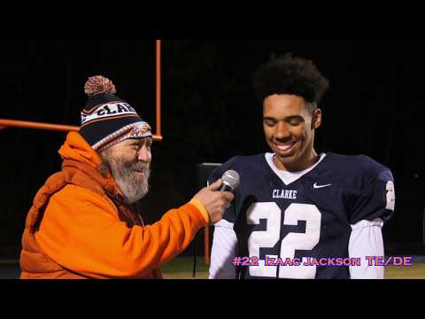 Clarke County Sports Post Game Show 11 1 2019