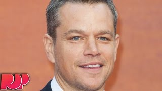 Why Does Matt Damon Keep Having To Be Rescued?