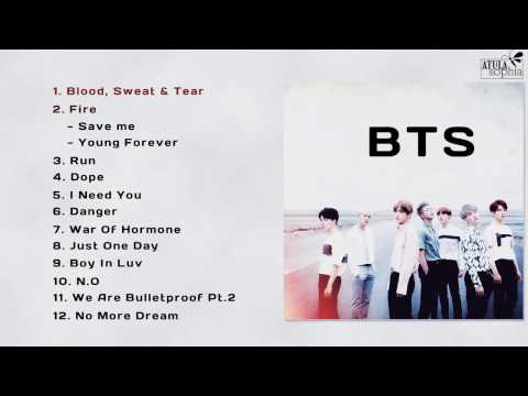 'BTS (방탄소년단)' Title Songs || Best Song Of BTS pt.5